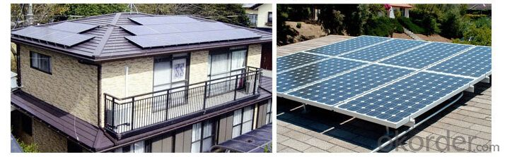 CNBM SOLAR Roof Solar System 4000W Popular in Africa
