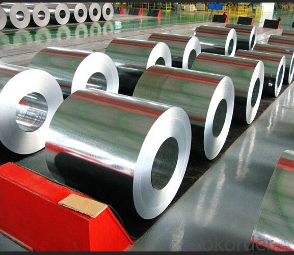 Hot-dip Zinc Coating Steel Building Roof Walls  Steel Coil ASTM 615-009