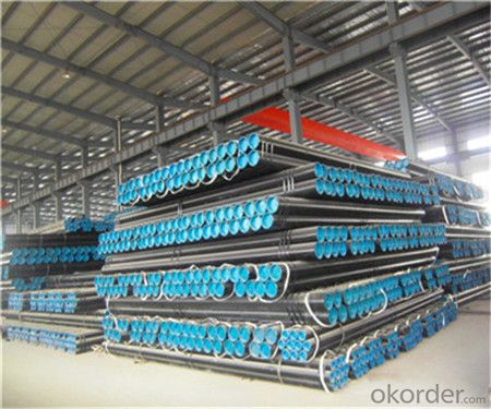 Seamless Steel Pipe API/GB/ISO/ASTM standard producer