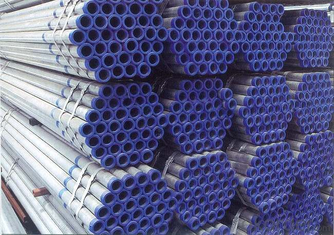 Hot Dipped Galvanized Pipe ASTM A53 100g/200g Water
