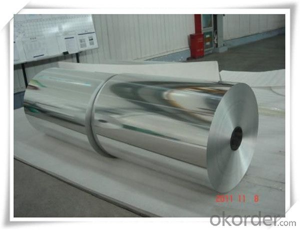 Aluminum Foil Alloy 8011-O Temper For Waterproofing
