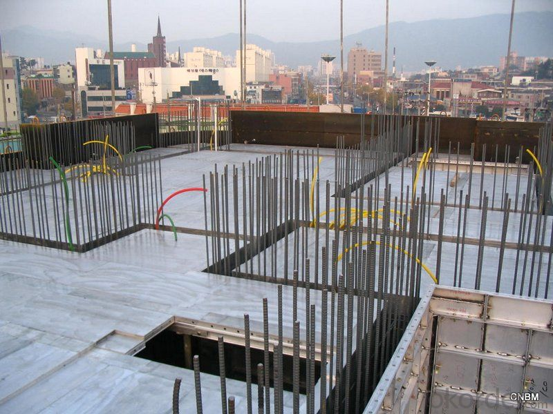 Whole Aluminum Formwork System For Large Area Slab Formwork System