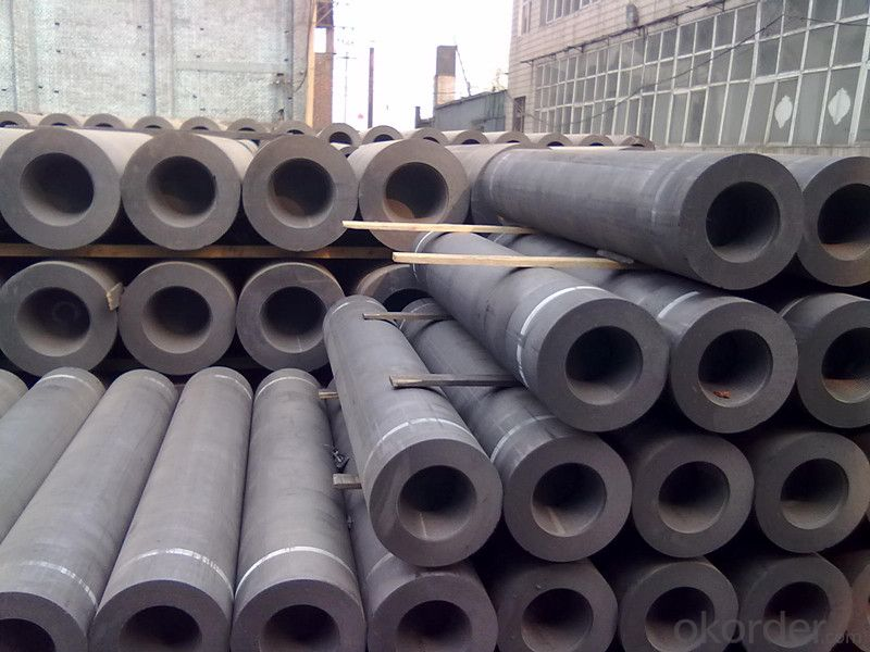 Graphite Electrode Dia.40-600mm or1.6