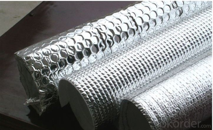 EPE with Aluminum Foil Facing for Roofing Insulation