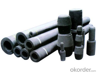 "Graphite Electrode Dia.40-600mm or1.6""-24"""