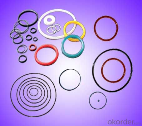 Gasket SBR Rubber Ring DN80 Made in China on Sale