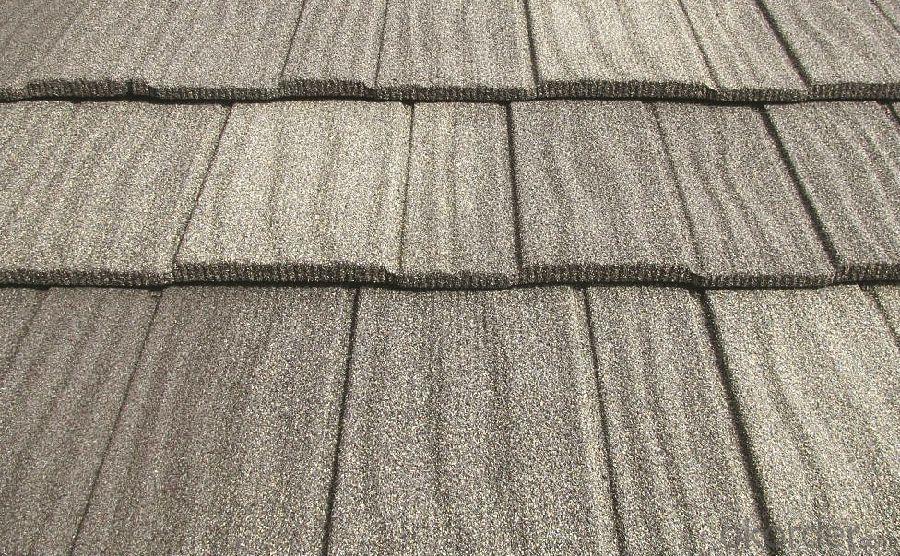 Galvanized Roof Tile with Zinc Iron Sheet