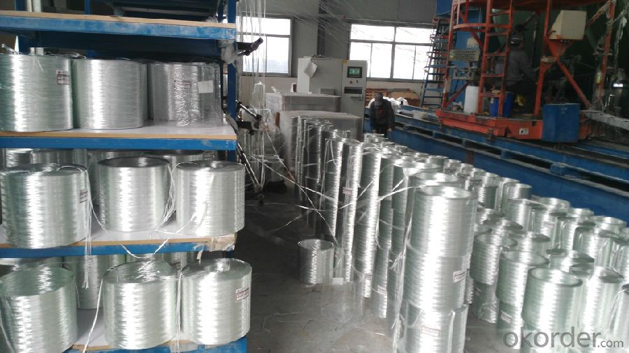 High Pressure GRE Tubing Used in the Oil Field