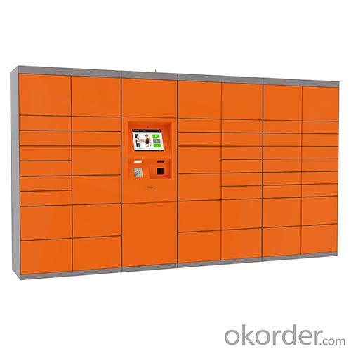 Electronic Parcel Delivery Locker with Good Quality