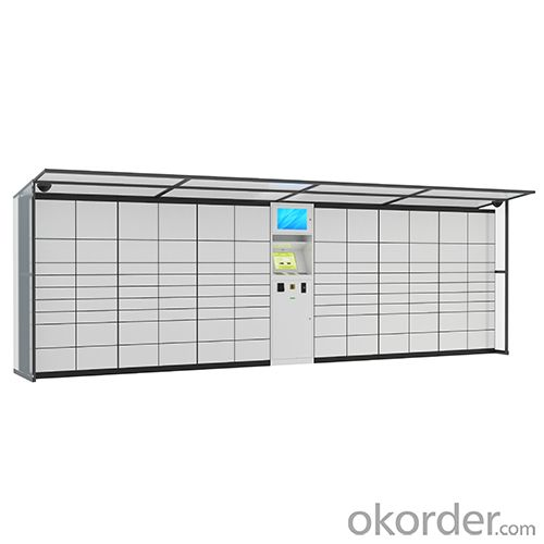 Intelligent Parcel Delivery Locker with Good Quality