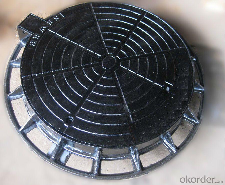 Manhole Cover Ductile Iron CMAX C250 B125 C250 D400