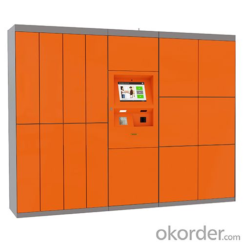 Innovative Parcel Delivery Locker with Good Quality