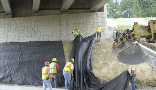 Geotextile of PP for Highway 150g/m2 Manufacture China