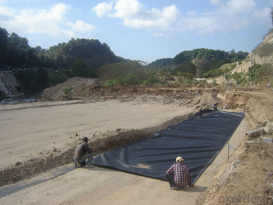 Geotextile of PP 350g/m2 for Construccion