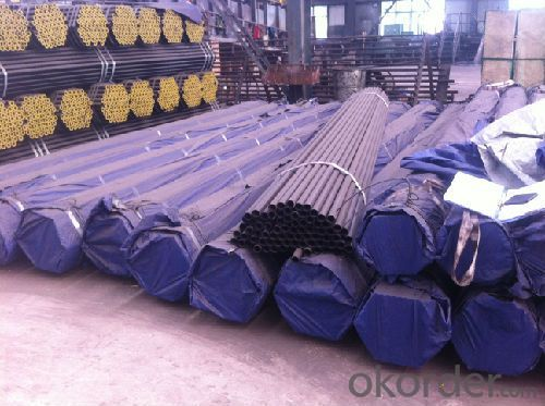 Seamless Steel Tubes for Low and Medium Pressure Boiler