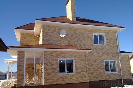 Villa of Light Steel Structure Modern Design Houses for Resorts