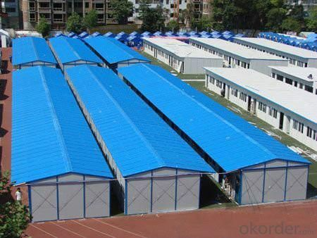 Sandwich Panel House Factory Quality on Cheap