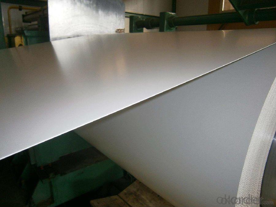 Aluminium Prepainted Coil with PVDF/PE 1XXX