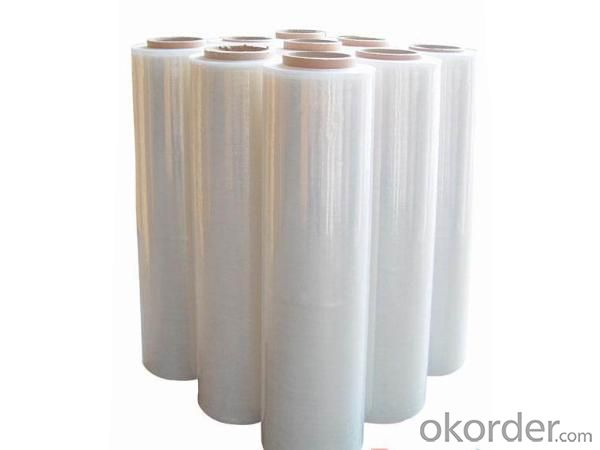 PE film with aluminum for packaging usage application
