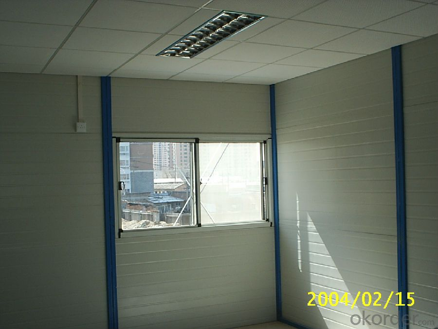 Sandwich Panel House with High Quality Made in China
