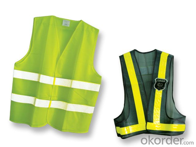 TC Cotton Construction Reflective Safety Electrician Workwear