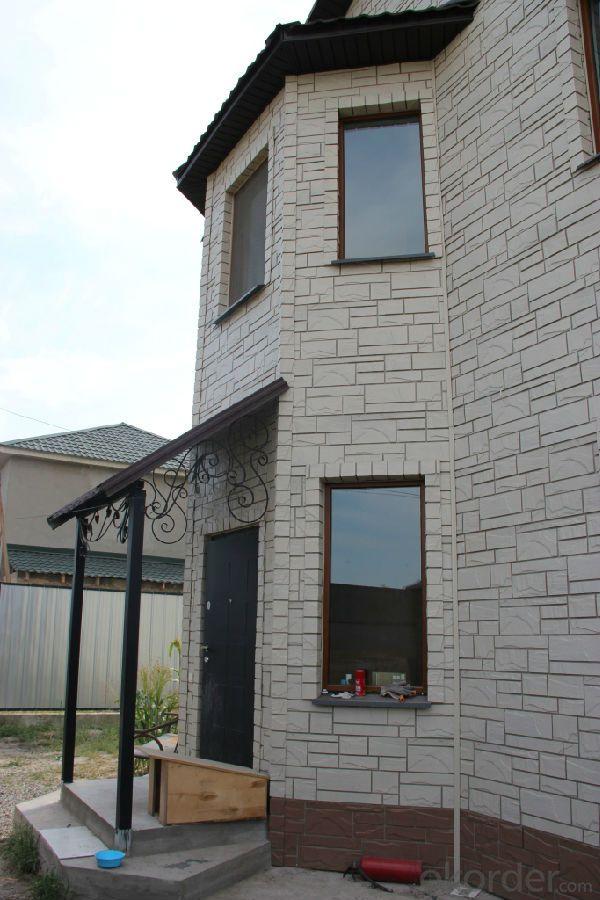 Light  Steel Prefab Villa House Elegant Style