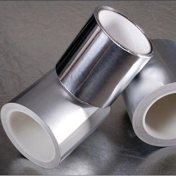 Aluminum Foil with PET and LLDPE for Insulation
