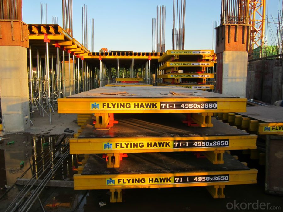 Timer Beam FORMWORK SYSTEMS for Myanmar Customer