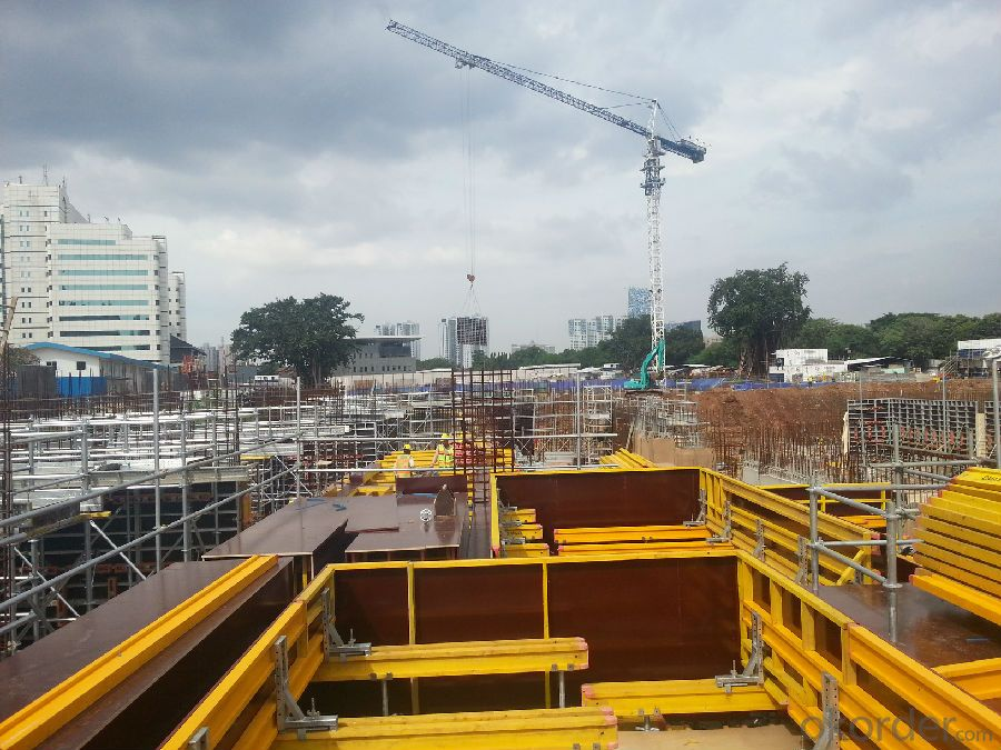 Timer Beam FORMWORK SYSTEMS for Indonesia Customer