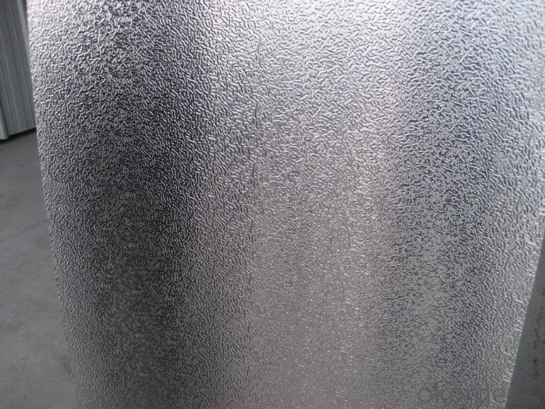 Embossed Aluminum Stucco for Air-Conditionary