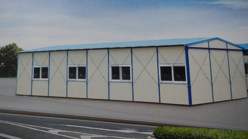 Sandwich Panel House Factory Quality on Cheap Price