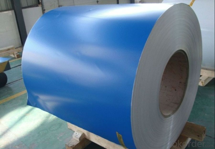 Coated Aluminum