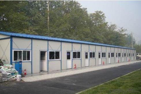 Sandwish Panel House High Quality on Low Price