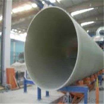 Fiberglass Reinforced Plastic Pipe FRP/GRP Pipe Power Plant Project