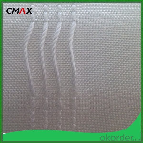 White PP Woven Fabric 250G/M2 Construction Material