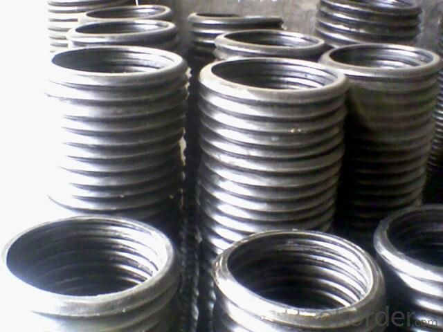Gasket NBR SBR EPDM Rubber Ring DN150 with Good Quality