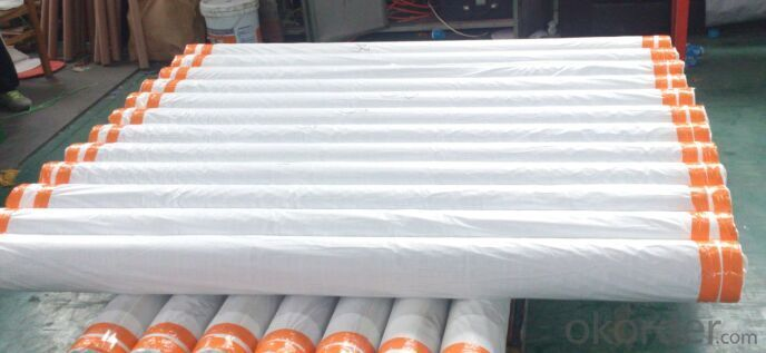 Waterproof PE Tarpaulin 80G Double Coating