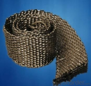 Vermiculite Coated Industrial Glass Fiber Tape