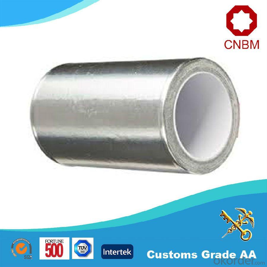 Aluminum Foil Facing Reflective Solvent Based Acrylic