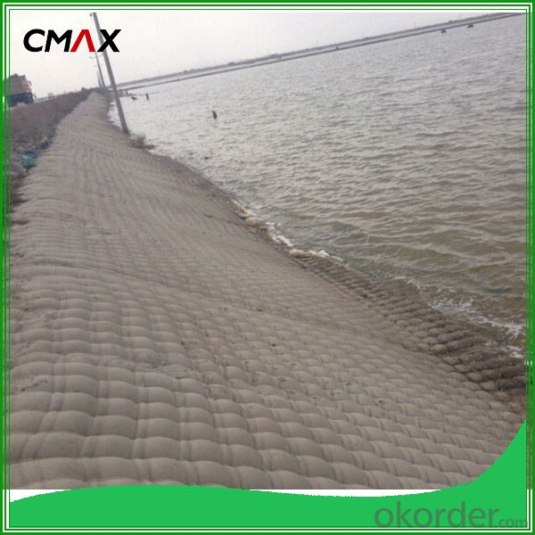 Filament Geotextile Woven Construction Material