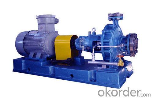 IP Type Petrochemical Process Pump(API610, API682)