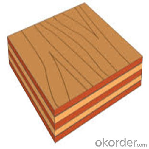 Plywood from CNBM Low price ,High Quality