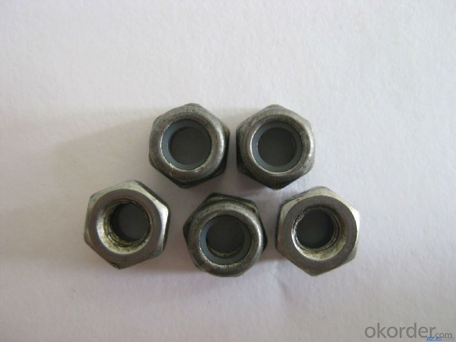 Stainless Steel Self Clinching/Locking Nuts with Thread Insert m4/m5/m6