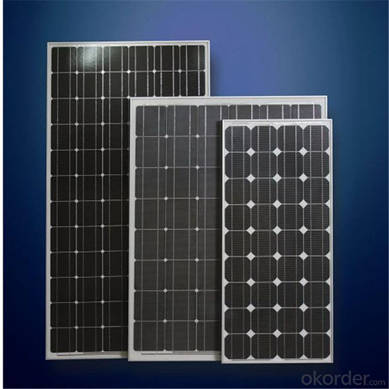 High Efficiency Poly/Mono 200-300W Solar Panels ICE 10