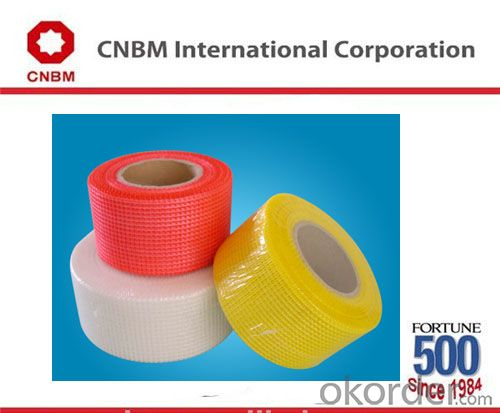 Hot Sale Self-Adhesive FiberGlass Mesh Tape