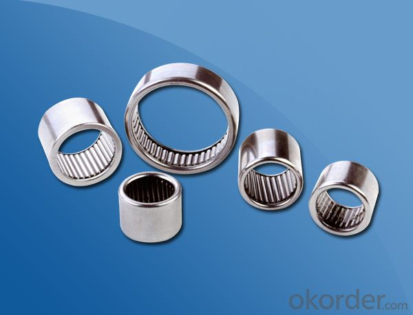 HK 1212 Needle Roller Bearing Drawn Cup Needle Roller Supply High Precision