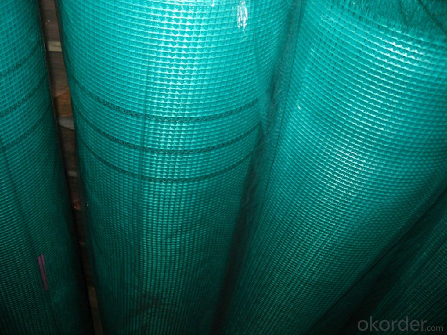 Fiberglass Mesh Using in Construction Industry