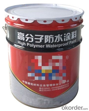 Two-component Polyurethane Waterproof Coating