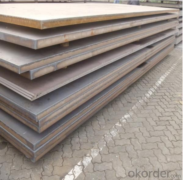 Wear-resistance steel plates AR500 with high quality