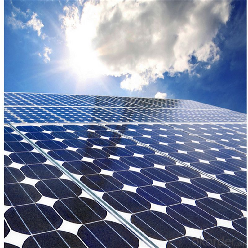 High Effect Ice-022 110 Watt Solar Panel Solar Panel